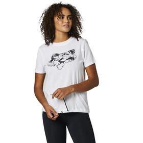 Fox Palms Maglietta a Maniche Corte Donna, bianco